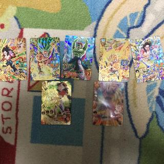 ドラゴンボール(ドラゴンボール)のドラゴンボールヒーローズ旧弾セット(カード)