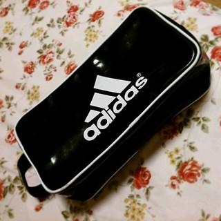 アディダス(adidas)のadidasシューズケース(その他)
