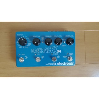tc electronic Flashback X4 中古(エフェクター)
