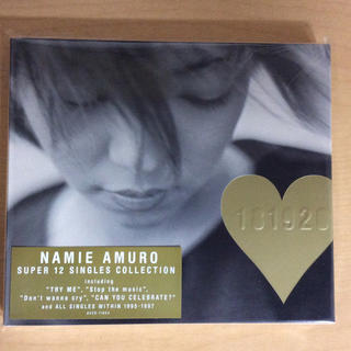 CD  181920  安室奈美恵(ポップス/ロック(邦楽))