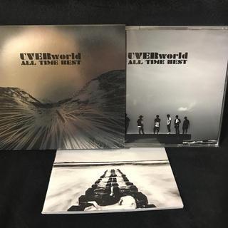 UVERworld ALL TIME BEST(初回生産限定盤B)(DVD付)(ポップス/ロック(邦楽))
