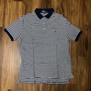ポロラルフローレン(POLO RALPH LAUREN)のPOLO ラルフローレン ボーダーポロシャツ(ポロシャツ)