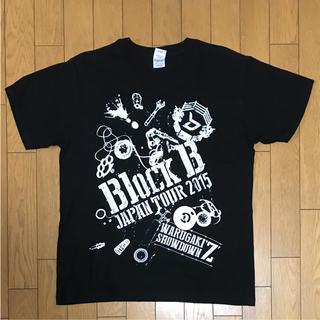 block b Tシャツ(K-POP/アジア)