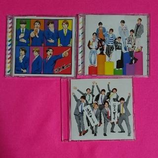 ジャニーズウエスト(ジャニーズWEST)の逆転Winner☆初回A・B・通常盤セット(ポップス/ロック(邦楽))