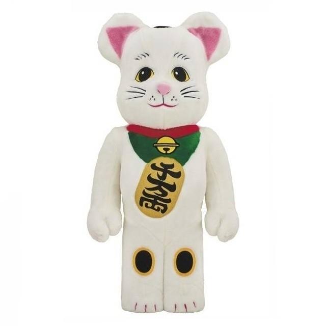 【定価/送料込】ベアブリック 着ぐるみ 1000% ソラマチ 招き猫    エンタメ/ホビーのおもちゃ/ぬいぐるみ(キャラクターグッズ)の商品写真