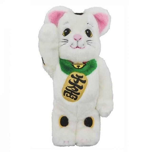 【送料込】ベアブリック 着ぐるみ 400% ソラマチ 招き猫    エンタメ/ホビーのおもちゃ/ぬいぐるみ(キャラクターグッズ)の商品写真