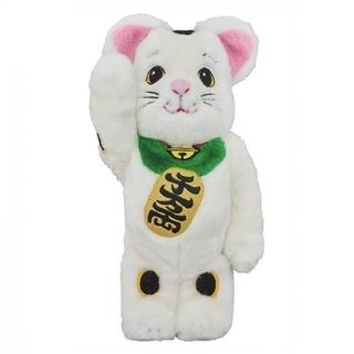 【送料込】ベアブリック 着ぐるみ 400% ソラマチ 招き猫