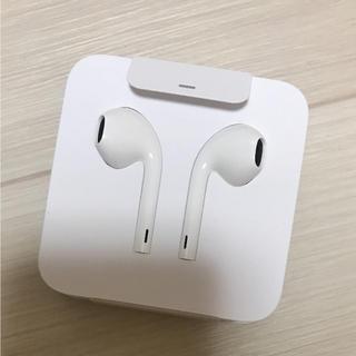 アップル(Apple)のiPhone7 純正イヤホン(ヘッドフォン/イヤフォン)