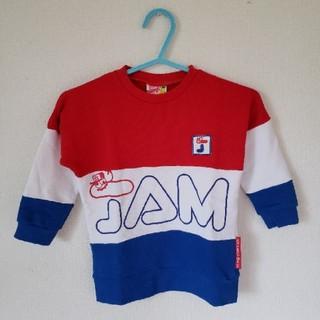 ジャム(JAM)のJAM SPORTSトレーナー(Tシャツ/カットソー)