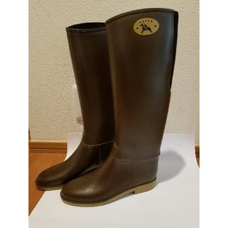 ダフナブーツ(Dafna Boots)の大人気 ダフナDafna レインブーツ(ダークブラウン)(レインブーツ/長靴)