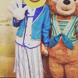 ディズニー(Disney)のディズニー 仮装 Dハロ ミッキー クリスタルウィッシュジャーニー(衣装一式)