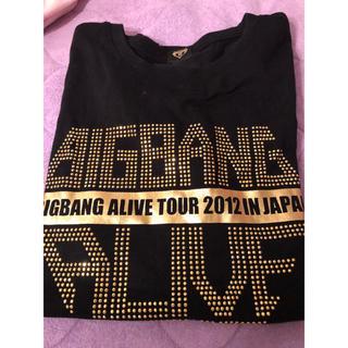 ビッグバン(BIGBANG)のBIGBANG ALIVE 公式Tシャツ(K-POP/アジア)
