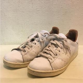 アディダス(adidas)のエディフィス別注 adidas スタンスミス イエナ stansmith 古着(スニーカー)