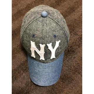 ニューヨークハット(NEW YORK HAT)のNewYork キャップ(キャップ)