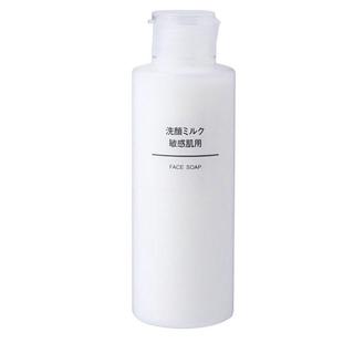 MUJI (無印良品) - 洗顔ミルク 敏感肌用 無印良品