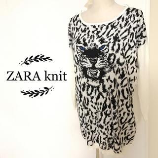 ザラ(ZARA)のZARA ニット トップス(ニット/セーター)