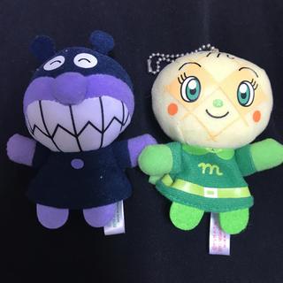 アンパンマン(アンパンマン)のバイキンマン メロンパンナ ぬいぐるみ(ぬいぐるみ/人形)