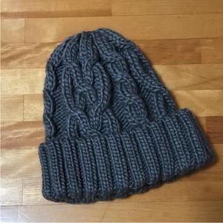 ケービーエフ(KBF)のKBF ケービーエフ ビーニー   ニット帽(ニット帽/ビーニー)