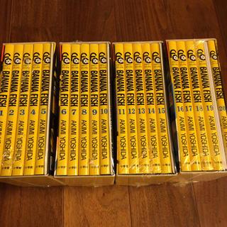 新品未開封 BANANA FISH 復刻版 BOX1〜4 バナナフィッシュ
