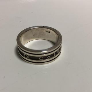 カルバンクライン(Calvin Klein)のCK 指輪 21号(リング(指輪))