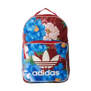 アディダス(adidas)のadidas☆花柄リュック(リュック/バックパック)