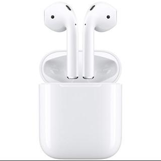 アップル(Apple)のapple   air pods(ヘッドフォン/イヤフォン)