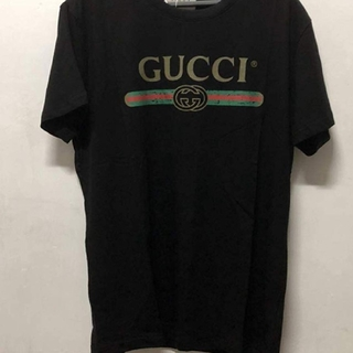 グッチ(Gucci)のGUCCI tシャツ パーカー(Tシャツ/カットソー(半袖/袖なし))