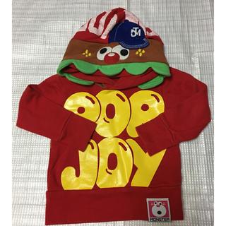 ジャム(JAM)の週末値下げ! jamパーカー 90(Tシャツ/カットソー)