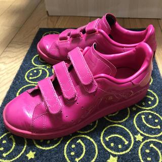 アディダス(adidas)の♡adidas Stan Smith スタンスミス 激レアピンク♡(スニーカー)