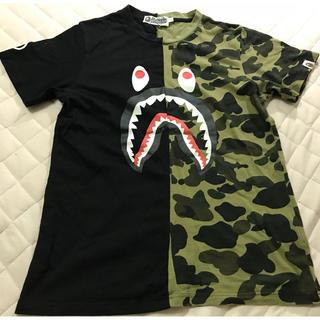 アベイシングエイプ(A BATHING APE)の☆大人気【APE】Tシャツ【カモ】(Tシャツ/カットソー(半袖/袖なし))