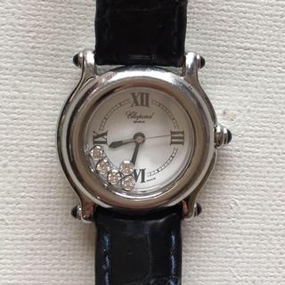 ショパール(Chopard)のショパール ハッピー スポーツ 5ダイヤ Chopard(腕時計)