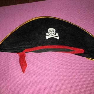 ハロウィンコスプレ 海賊帽子(小道具)