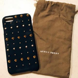 アーバンボビー(URBANBOBBY)のアーバンボビー iphoneケース(iPhoneケース)