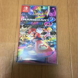 ニンテンドースイッチ(Nintendo Switch)のマリオカートソフト8 Switch(家庭用ゲームソフト)