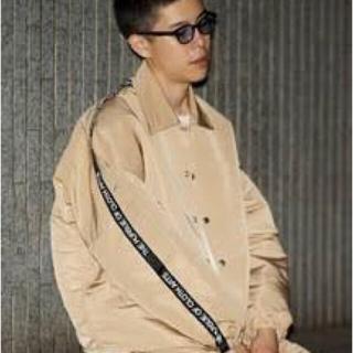 neon sign  coach jacket(ナイロンジャケット)