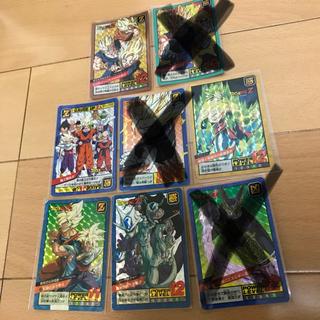 ドラゴンボール(ドラゴンボール)の青枠 ベージュ枠 ドラゴンボールカードダス スーパーバトル 8s(カード)