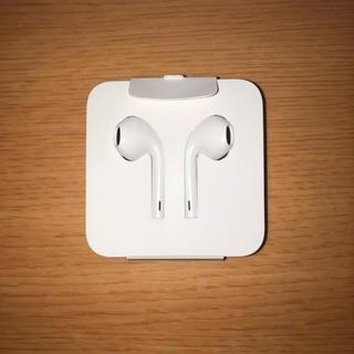 アップル(Apple)のiPhoneイヤホン ライトニング(ヘッドフォン/イヤフォン)
