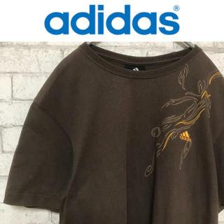 アディダス(adidas)の【adidas】アディダス デザインTシャツ【90s】(Tシャツ/カットソー(半袖/袖なし))