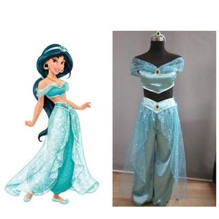 ディズニー(Disney)のジャスミン コスプレ 衣装(衣装)