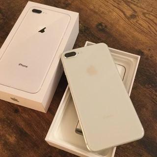 アップル(Apple)のapple iphone8 plus 256gb simフリー(スマートフォン本体)