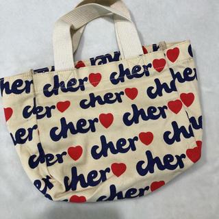 シェル(Cher)のCher トートバッグ(エコバッグ)