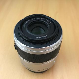 ニコン(Nikon)のNikon 望遠 1NIKKOR 30-110mm f/3.8-5.6 シルバー(レンズ(ズーム))