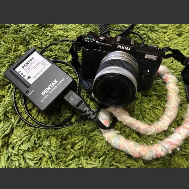 PENTAX(ペンタックス)のミラーレス 一眼レフ カメラ 最終値下 スマホ/家電/カメラのカメラ(ミラーレス一眼)の商品写真