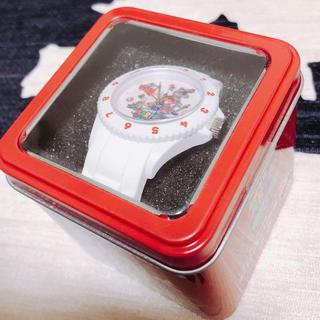 ニンテンドースイッチ(Nintendo Switch)の(未開封)スーパーマリオ 時計(その他)