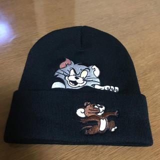 シュプリーム(Supreme)のSupreme Tom&Jerryビーニー(ニット帽/ビーニー)