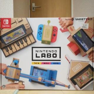 ニンテンドースイッチ(Nintendo Switch)のNintendo Labo バラエティキット ニンテンドーラボ ToyCon01(家庭用ゲームソフト)