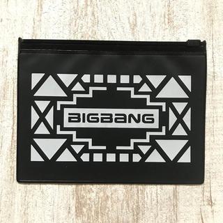 ビッグバン(BIGBANG)のBIGBANGグッズ/ミニクリアポーチ(K-POP/アジア)