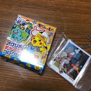ポケモン(ポケモン)の新品 ポケモン Pokémon Summer Life アクリルチャーム(キーホルダー)