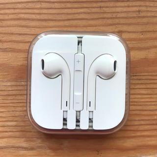 アップル(Apple)のiPhone6の純正イヤホン(ヘッドフォン/イヤフォン)