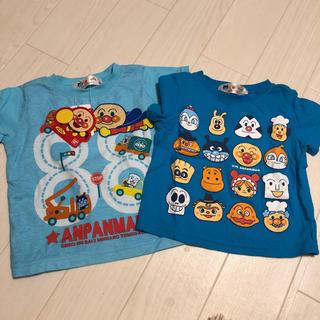 アンパンマン(アンパンマン)のアンパンマン 半袖Tシャツ4枚セット 美品 80サイズ(Tシャツ)